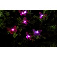 Essential Garden Solar Butterfly String Lights 20 Ct at Kmart.com