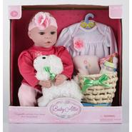 "Kingstate Dolls 18"" Baby Allie's Bye Bye Playset with Plush Animal at Kmart.com"