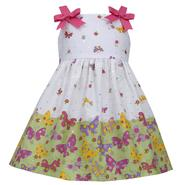 Ashley Ann Infant & Toddler Girl's Sleeveless Sundress - Butterflies at Sears.com