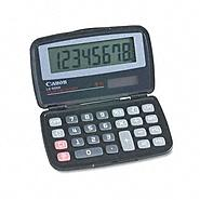 Canon LS-555H Basic Calculator, Eight-Digit LCD at Kmart.com