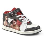 WWE Boy's Black/White/Red High-Top Athletic Shoe - WWE at Kmart.com