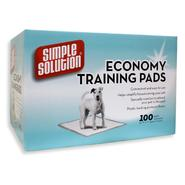 Simple Solution® Puppy Training Pads, Economy, 100 ct at Kmart.com
