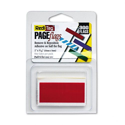 Redi-Tag  Removable/Reusable Page Flags,