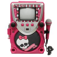 Monster High 68148 CD Karaoke System with Screen at Kmart.com