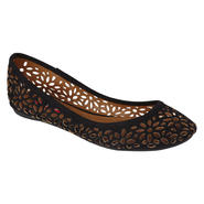 Unionbay Women's Tanya Black Casual Shoe at Sears.com