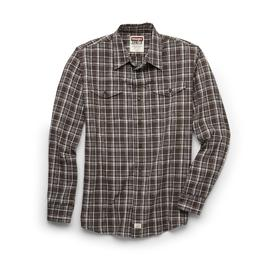 Wrangler Men's Casual Shirt - Plaid at Kmart.com