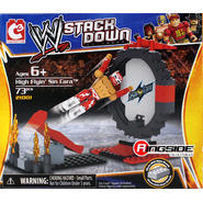 WWE Sin Cara 'High Flyin' - WWE StackDown Universe Toy Wrestling Action Figure Playsets at Sears.com