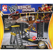 WWE Kofi Kingston 'Ladder Match' - WWE StackDown Universe Toy Wrestling Action Figure Playsets at Sears.com