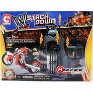 WWE Undertaker w/ Motorcycle Entrance - WWE StackDown Universe Toy Wrestling Action Figure Playsets at Sears.com