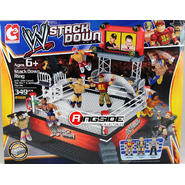 WWE StackDown Ring - WWE StackDown Universe Toy Wrestling Action Figure Playsets at Sears.com
