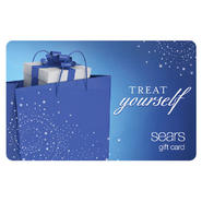 TREAT YOURSELF eGIFT CARD at Sears.com
