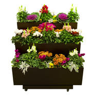 MOBILEGRO Portable 3 Tier Garden Planter - Tree Design at Kmart.com
