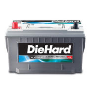 DieHard Platinum Automotive Battery - Group Size 65 (Price with Exchange) at Kmart.com