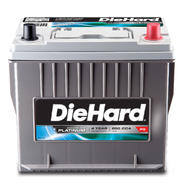DieHard Platinum Automotive Battery Group Size 35 (Price with Exchange) at Kmart.com