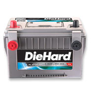 DieHard Platinum Automotive Battery Group Size 34/78DT (Price with Exchange) at Kmart.com