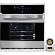 "Kenmore Elite 27"" Electric Self-Clean Single Wall Oven 4807 at Sears.com"