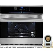 "Kenmore Elite 30"" Electric Self-Clean Single Wall Oven at Sears.com"