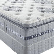 Perfect Sleeper Brightview Gel Firm Super Pillow Top Cal King Mattress Set at Sears.com