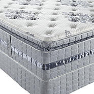 Perfect Sleeper Brightview Gel Firm Super Pillow Top Queen Mattress Set at Sears.com