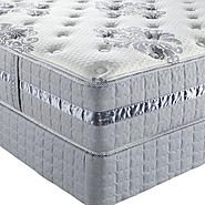 Serta Castlemoor Plush Mattress California King Mattress at Sears.com