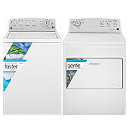 Kenmore 3.8 cu. ft. Top-Load High-Efficiency Washer and 7.0 cu. ft. Electric Dryer Bundle at Sears.com