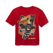LEGO Toddler Boy's T-Shirt - Batman, Robin & Catwoman at Sears.com