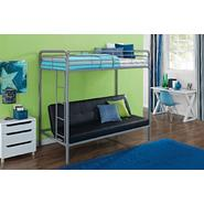 Essential Home Payton Twin over Click Clack - Black at Kmart.com