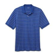 Covington Men's Big & Tall Polo Shirt - Striped at Sears.com