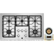 "Kenmore Elite 36"" Gas Cooktop at Kenmore.com"