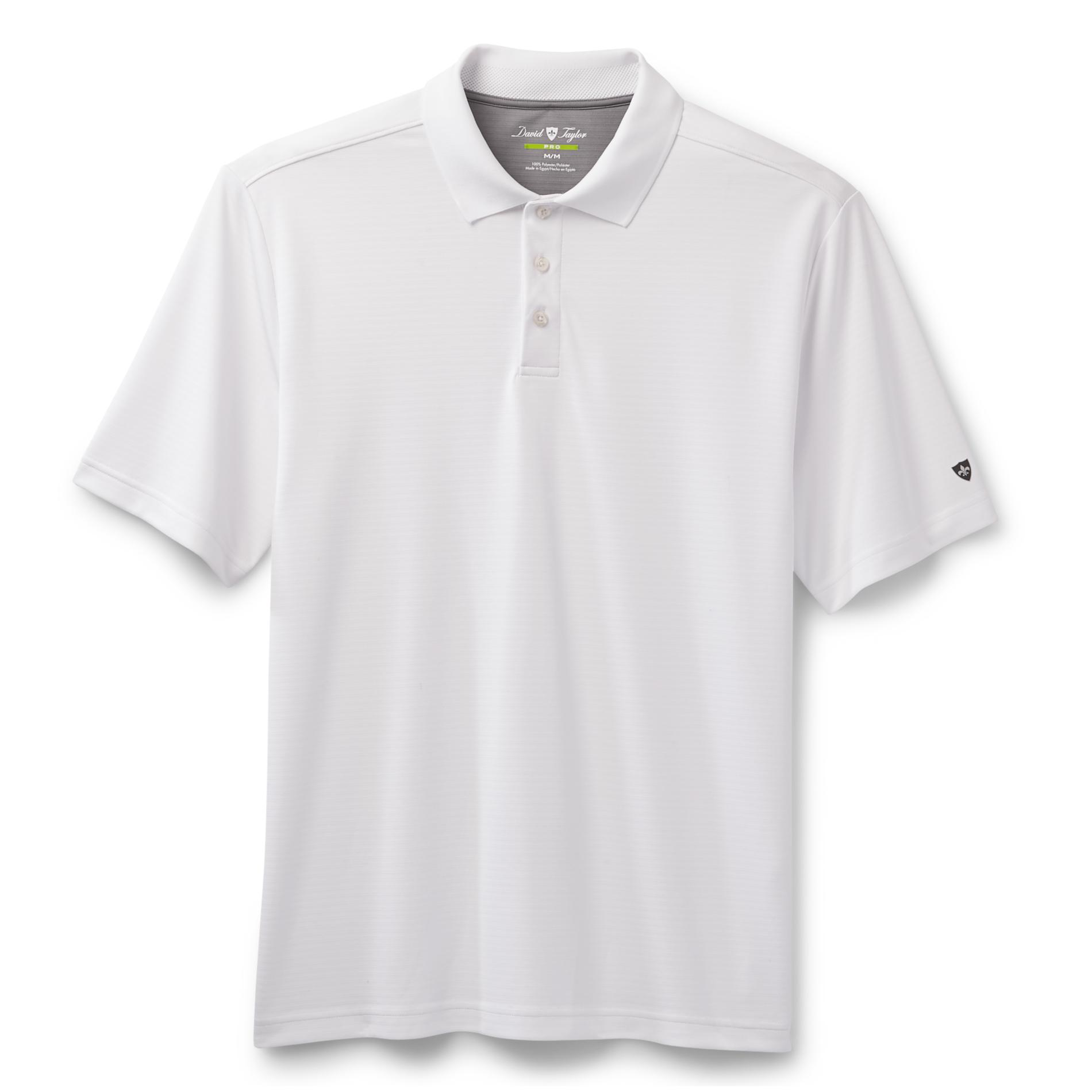 David Taylor PRO Men's Big & Tall Polo Shirt at Kmart.com