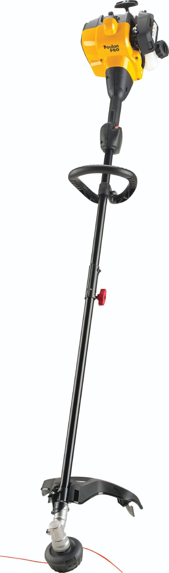 Poulan Pro 28cc 2-Cycle Straight Shaft Gas Trimmer