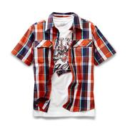 Canyon River Blues Boy's Plaid Shirt & T-Shirt at Sears.com