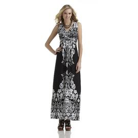 Metaphor Women's Maxi Dress - Floral at Sears.com