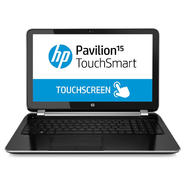 "HP **Refurbished** HP 15-N023CL 15.6"" Touchscreen Notebook - AMD Elite Quad-Core 1.7GHz 8GB 1TB Win 8 at Sears.com"