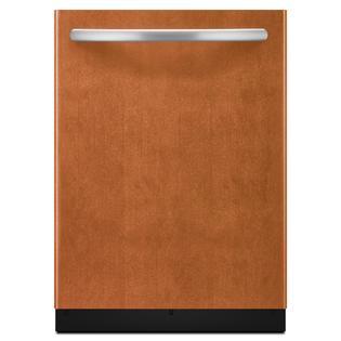 KitchenAid 24-in. Built-in Dishwasher w/ ProScrub® Trio and Third Rack - Custom Panel