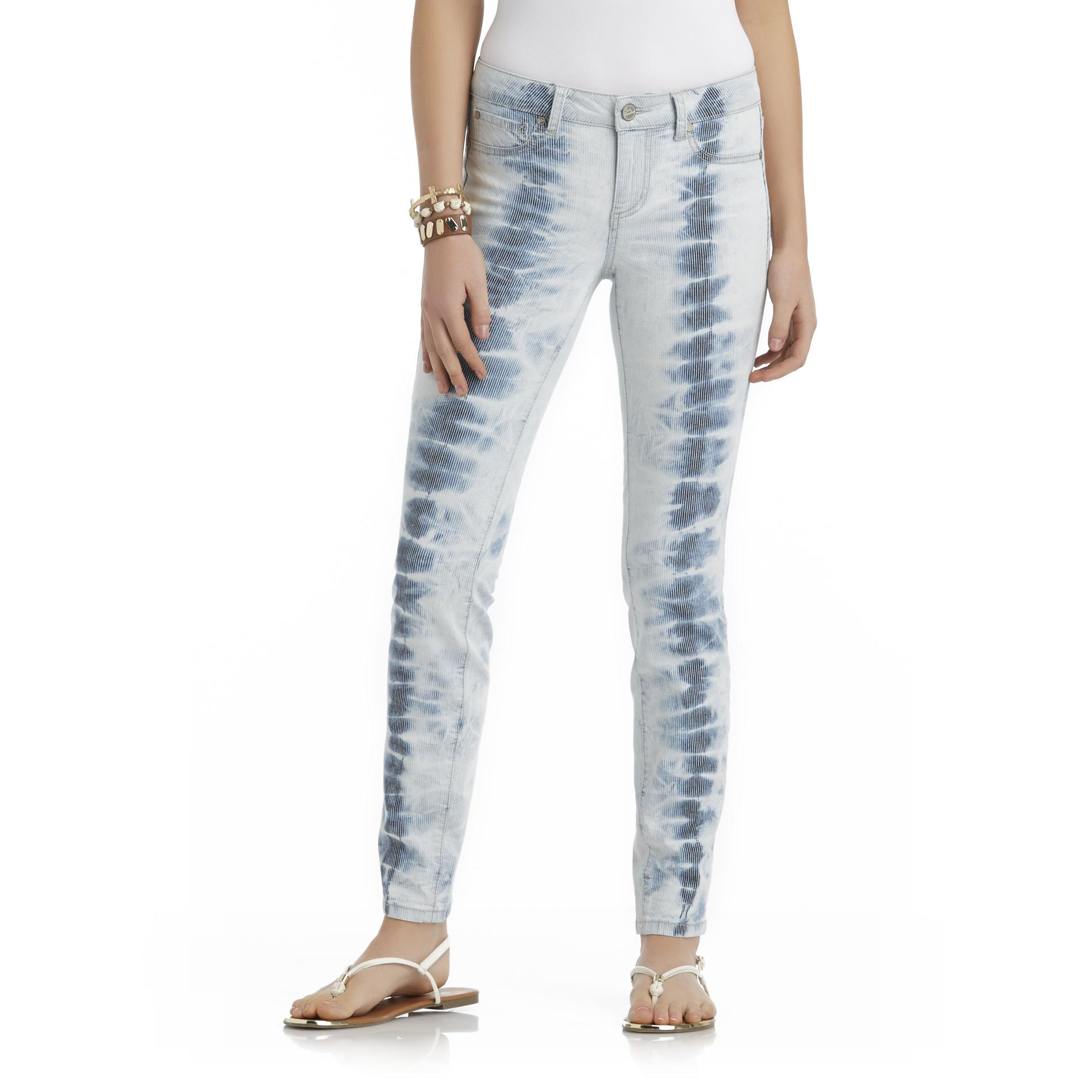 True Freedom Junior's Jeggings - Railroad Stripe at Sears.com