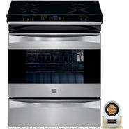 "Kenmore Elite 30"" Slide-In Induction Range Stainless Steel at Kenmore.com"
