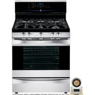 Kenmore Elite 5.5 cu. ft. Dual-Fuel Range w/ True Convection - Stainless Steel at Kenmore.com