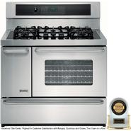"Kenmore Elite 40"" Double-Oven Dual-Fuel Range w/Convection at Sears.com"
