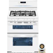 Kenmore Elite 5.8 cu. ft. Double-Oven Gas Range at Kenmore.com