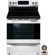 Kenmore Elite 6.1 cu. ft. Electric Range w/ Dual True Convection - Stainless Steel at Sears.com