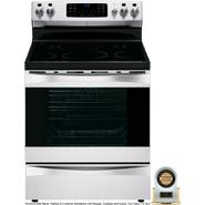 Kenmore Elite 6.1 cu. ft. Freestanding Induction Range w/ True Convection - Stainless Steel at Sears.com