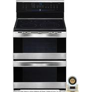 Kenmore Elite 7.0 cu. ft. Double-Oven Electric Range - Stainless Steel at Sears.com