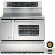 Kenmore Elite 5.4 cu. ft. Double-Oven Electric Range - Stainless Steel at Sears.com