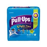 Pull-Ups ® Training Pants, Night*Time for Boys 3T-4T, 21ct at Kmart.com