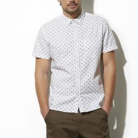 Adam Levine Men's Poplin Shirt - Medallion Print at Kmart.com