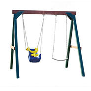 Swing-N-Slide Adaptive Swing Set at Kmart.com
