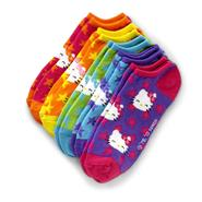 Hello Kitty Girl's 5-Pairs Ankle Socks - Stars at Sears.com