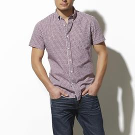 Adam Levine Men's Button-Down Shirt - Checks at Kmart.com