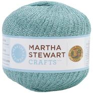Lion Brand Martha Stewart Glitter Ribbon Yarn-Feldspar at Kmart.com